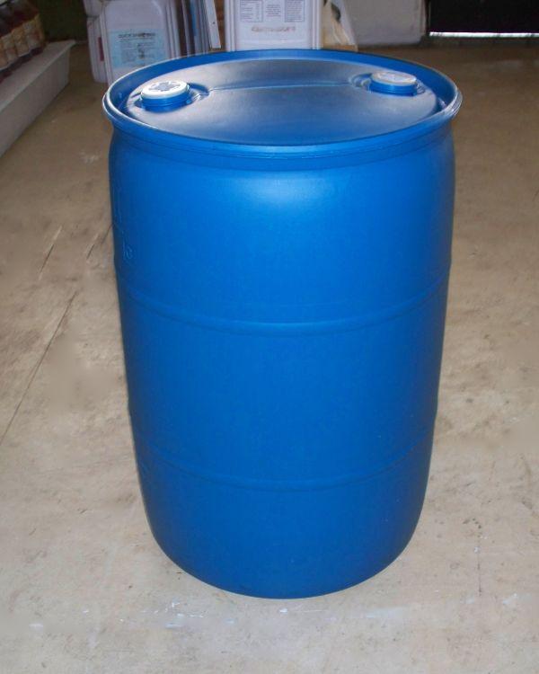 55 gallon recycled container - Gallon bucket garden container ...